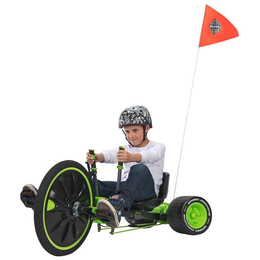 Huffy Green Machine 20inch image-0