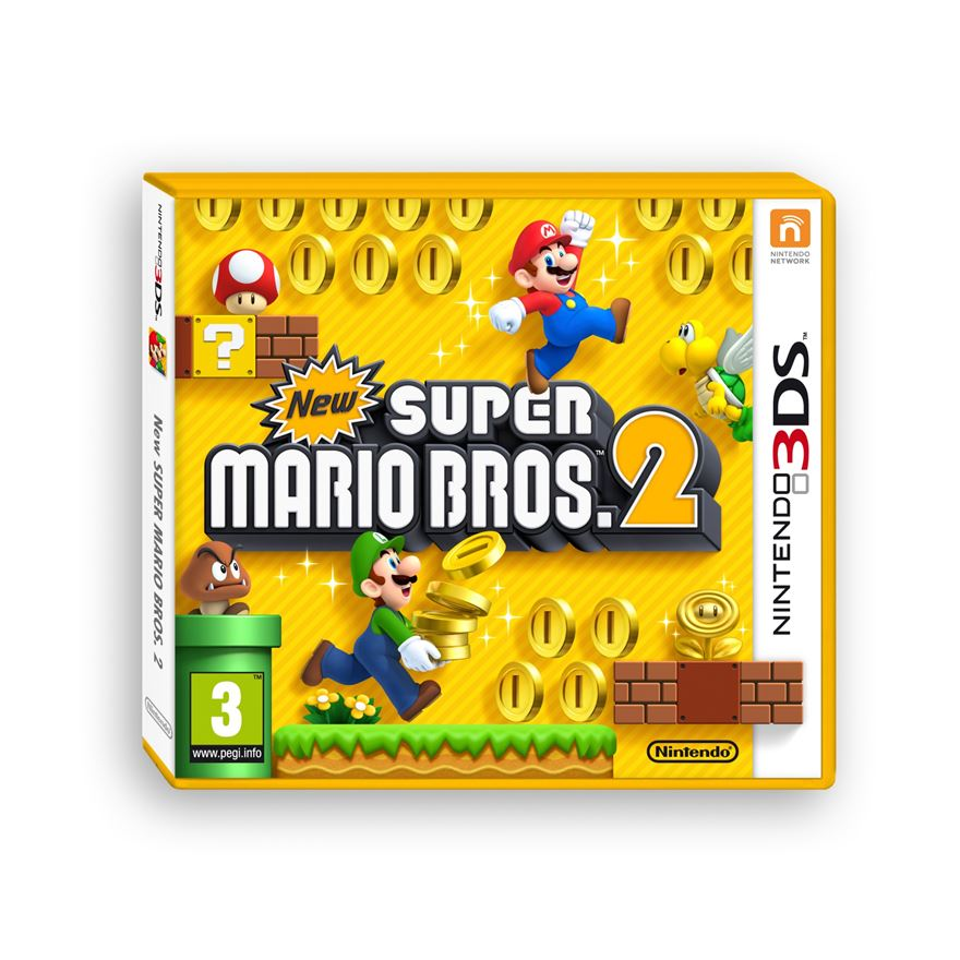 New Super Mario Bros 2 3DS image-0