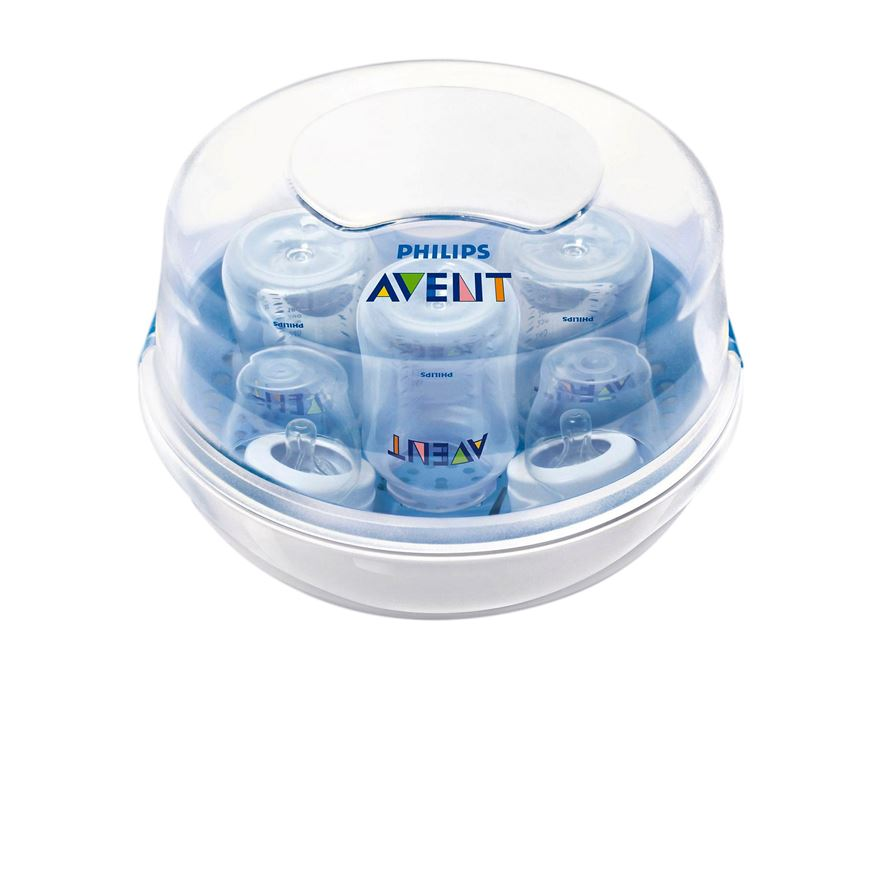 Avent Microwave Steam Steriliser image-0