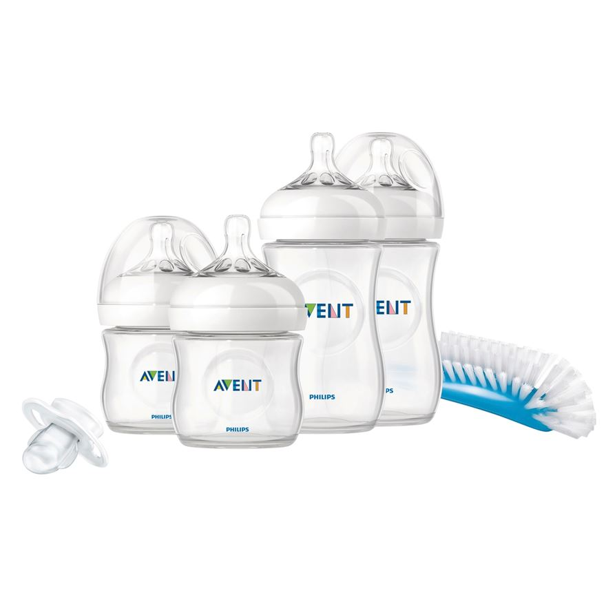 Avent Natural Newborn Starter Set image-0