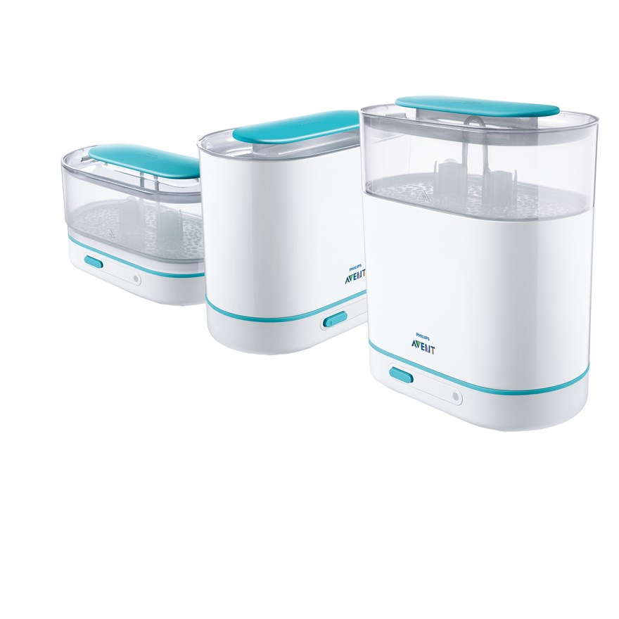 Avent 3-in-1 Steriliser image-0