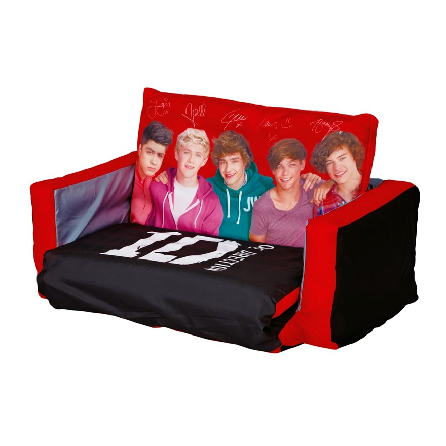 One Direction Tween Flip Out Sofa image-2