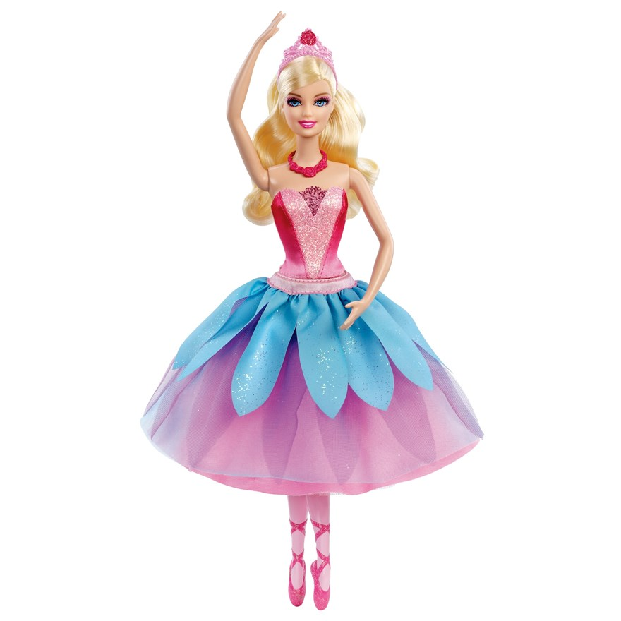Barbie Pink Shoes Lead Doll image-0