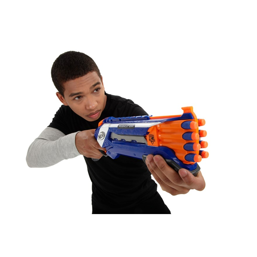 NERF N-Strike Elite Roughcut image-1