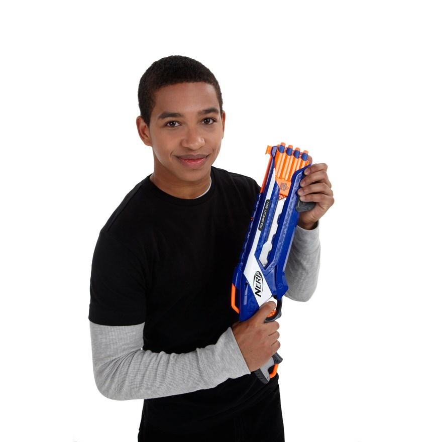 NERF N-Strike Elite Roughcut image-2