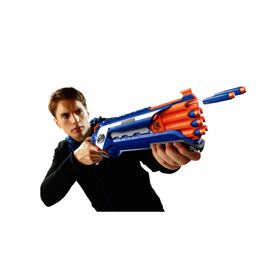 NERF N-Strike Elite Roughcut image-4
