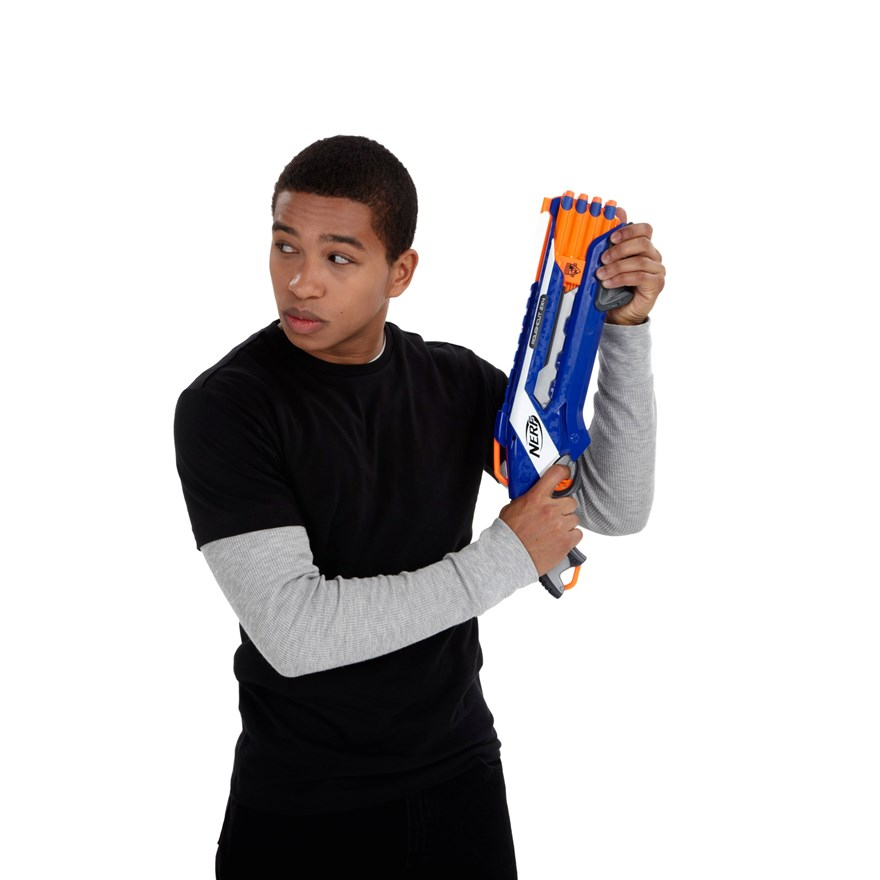NERF N-Strike Elite Roughcut image-5
