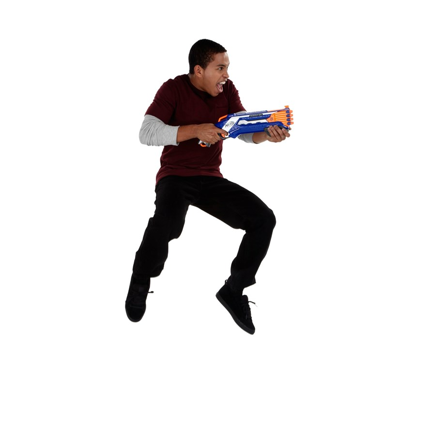 NERF N-Strike Elite Roughcut image-6