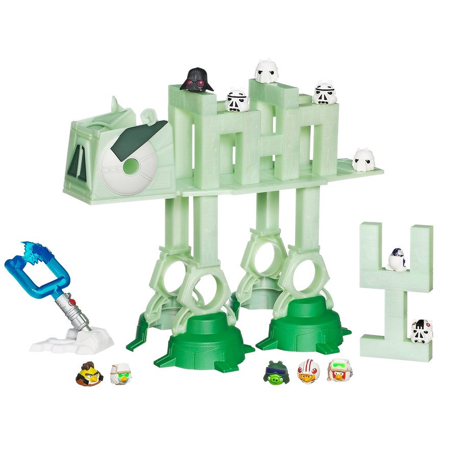 Angry Birds Star Wars AT-AT Attack