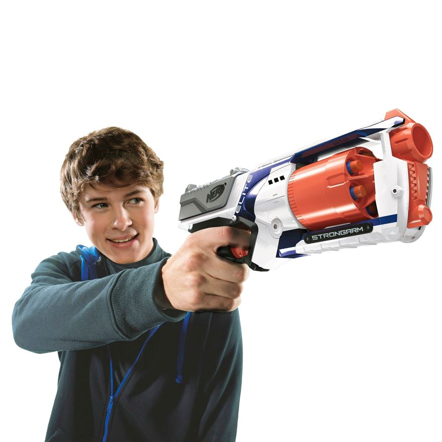 NERF N-Strike Elite Strongarm image-0