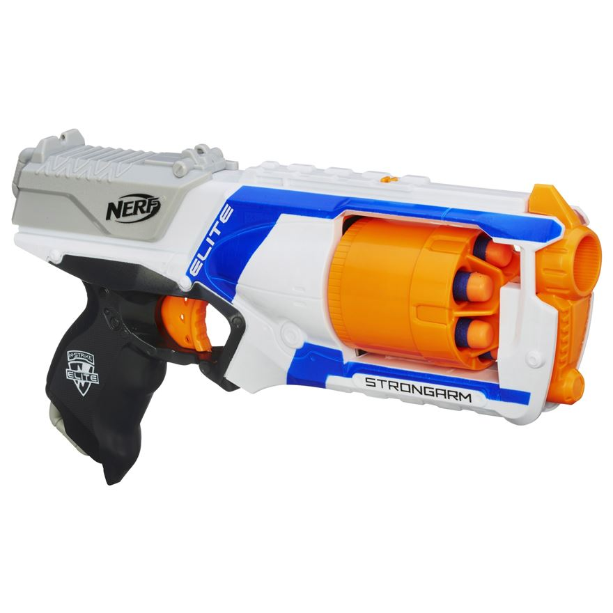 NERF N-Strike Elite Strongarm image-1