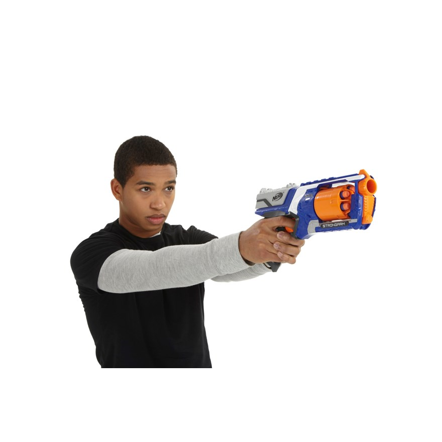 NERF N-Strike Elite Strongarm image-3