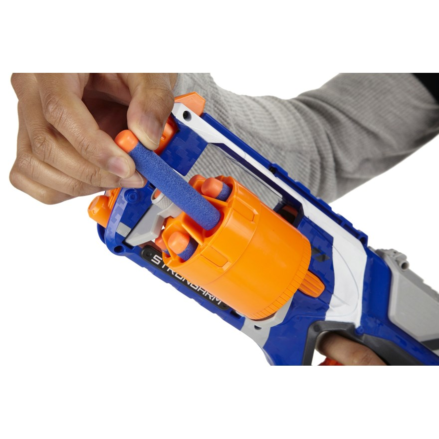 NERF N-Strike Elite Strongarm image-4