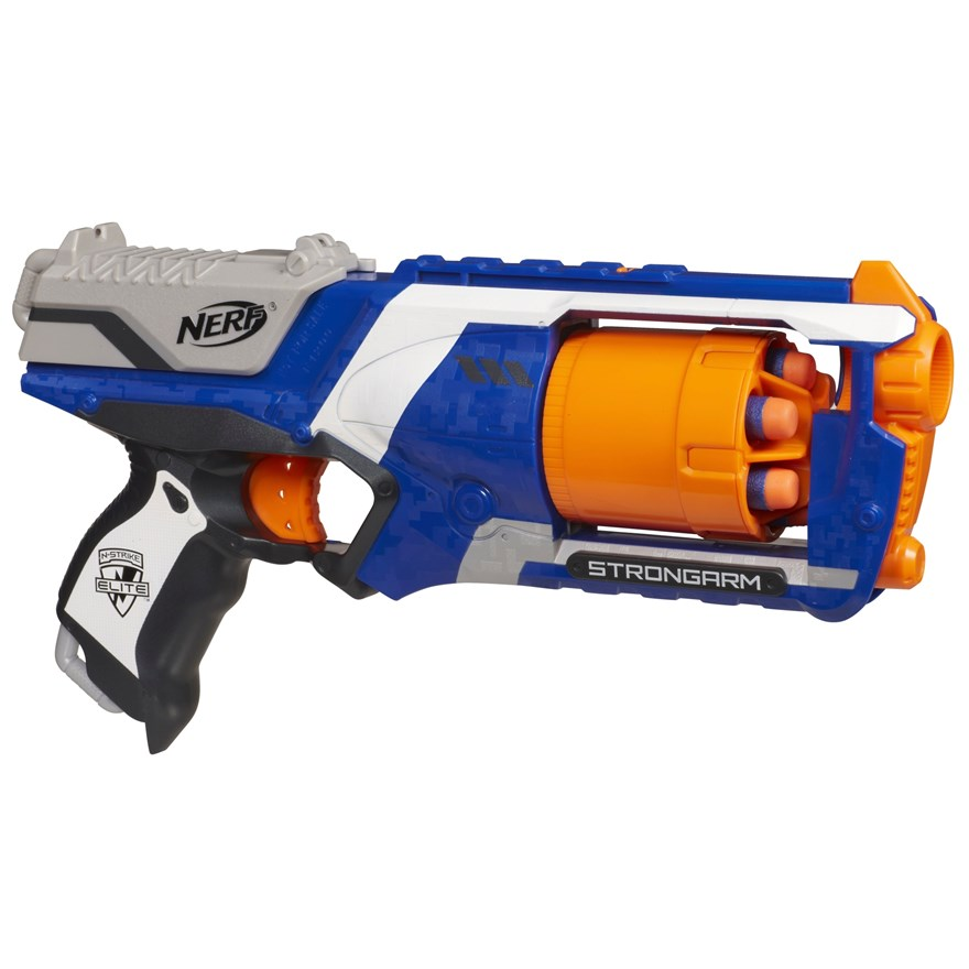 NERF N-Strike Elite Strongarm image-5