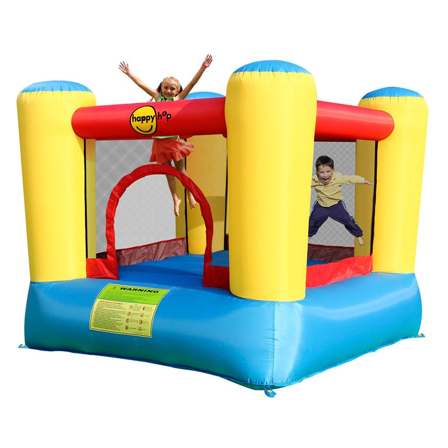 AirFlow Bouncy Castle image-0