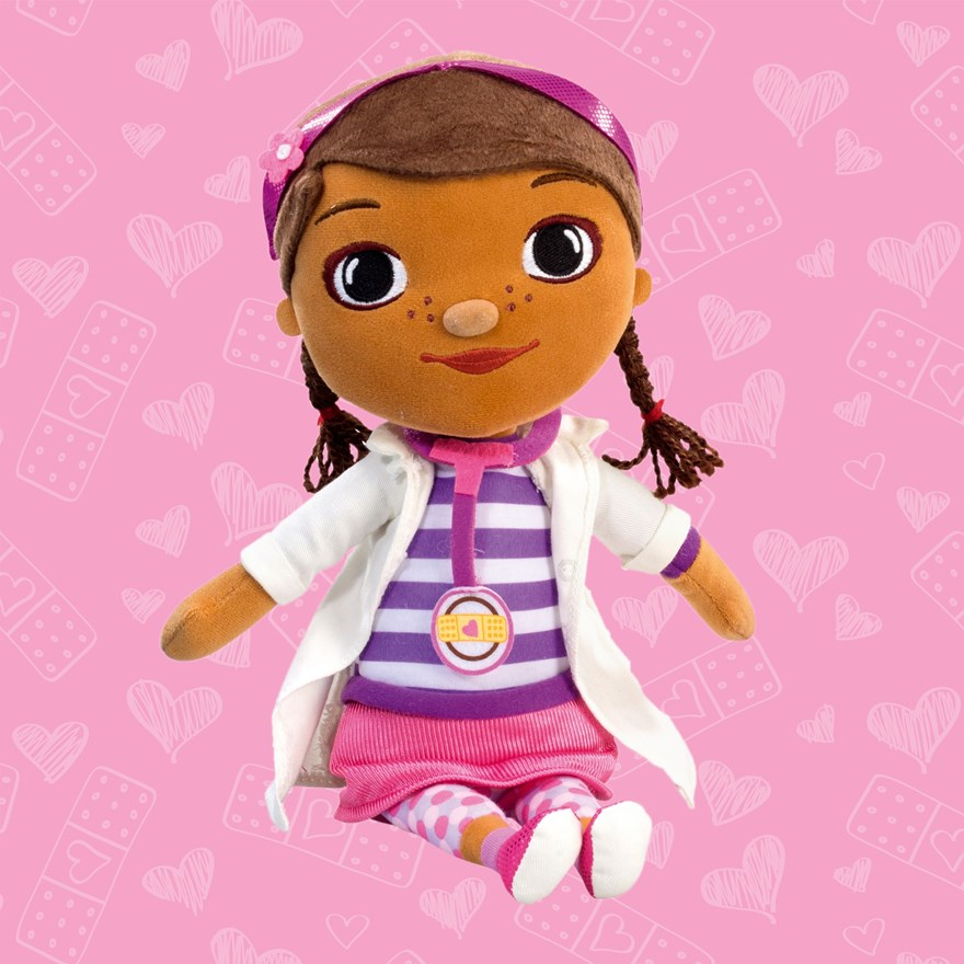 Doc McStuffins Friends Talking Plush Assortment image-2