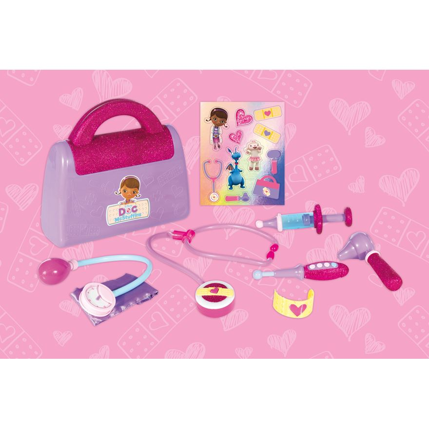 Doc McStuffins Doctors Bag Set image-0