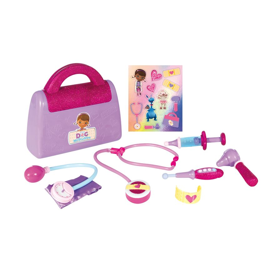 Doc McStuffins Doctors Bag Set image-1