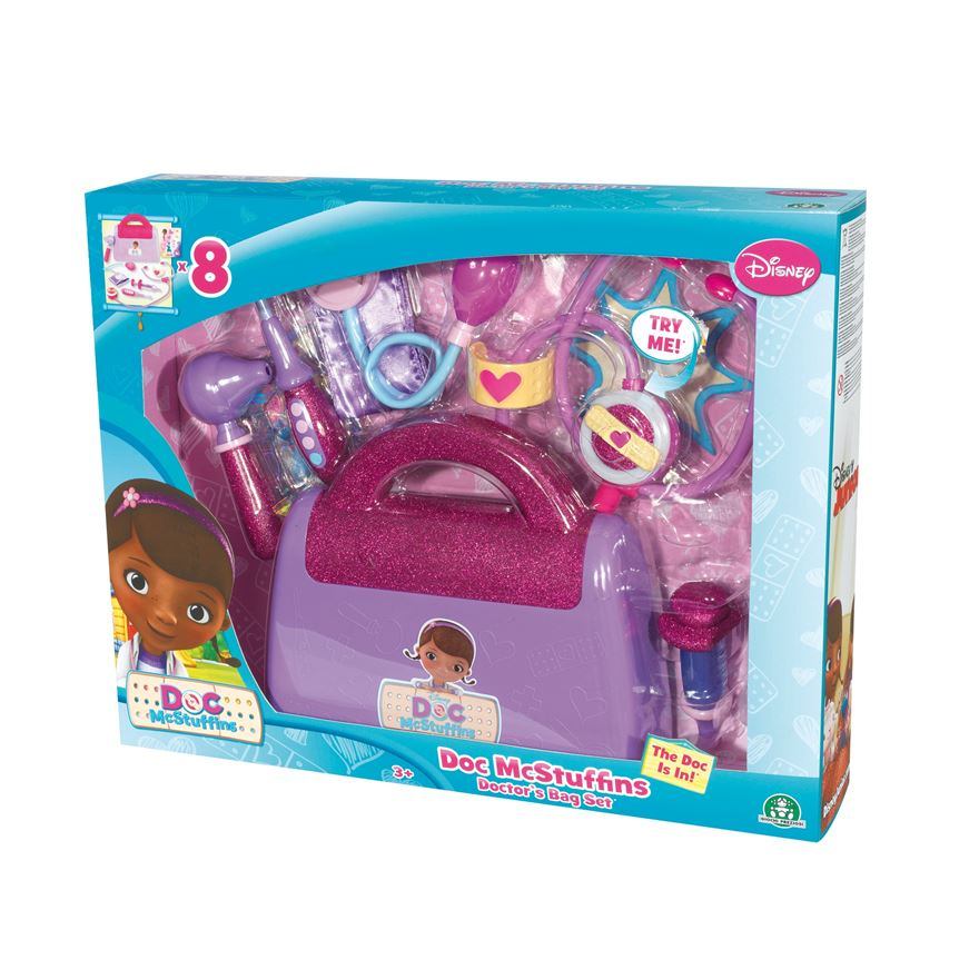 Doc McStuffins Doctors Bag Set image-2