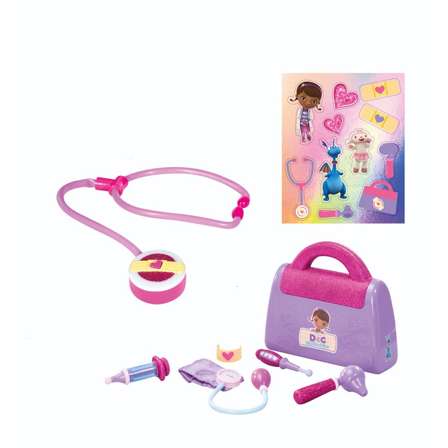 Doc McStuffins Doctor's Bag Set image-4