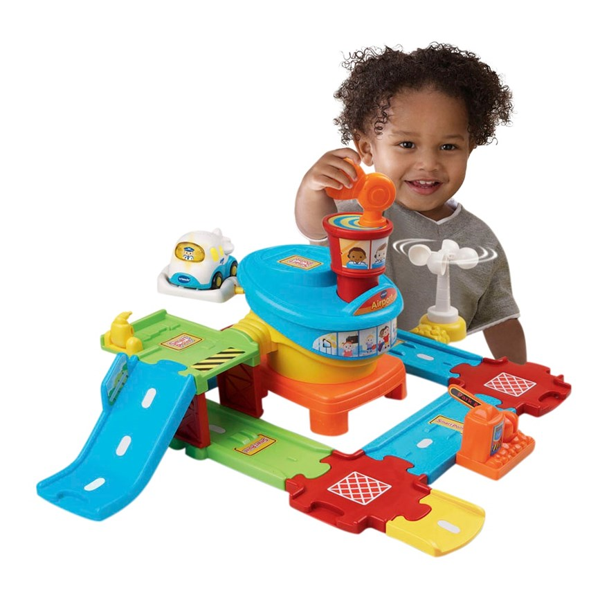 VTech Toot-Toot Drivers Airport image-0
