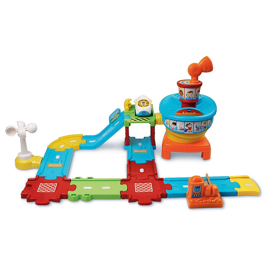 VTech Toot-Toot Drivers Airport image-1