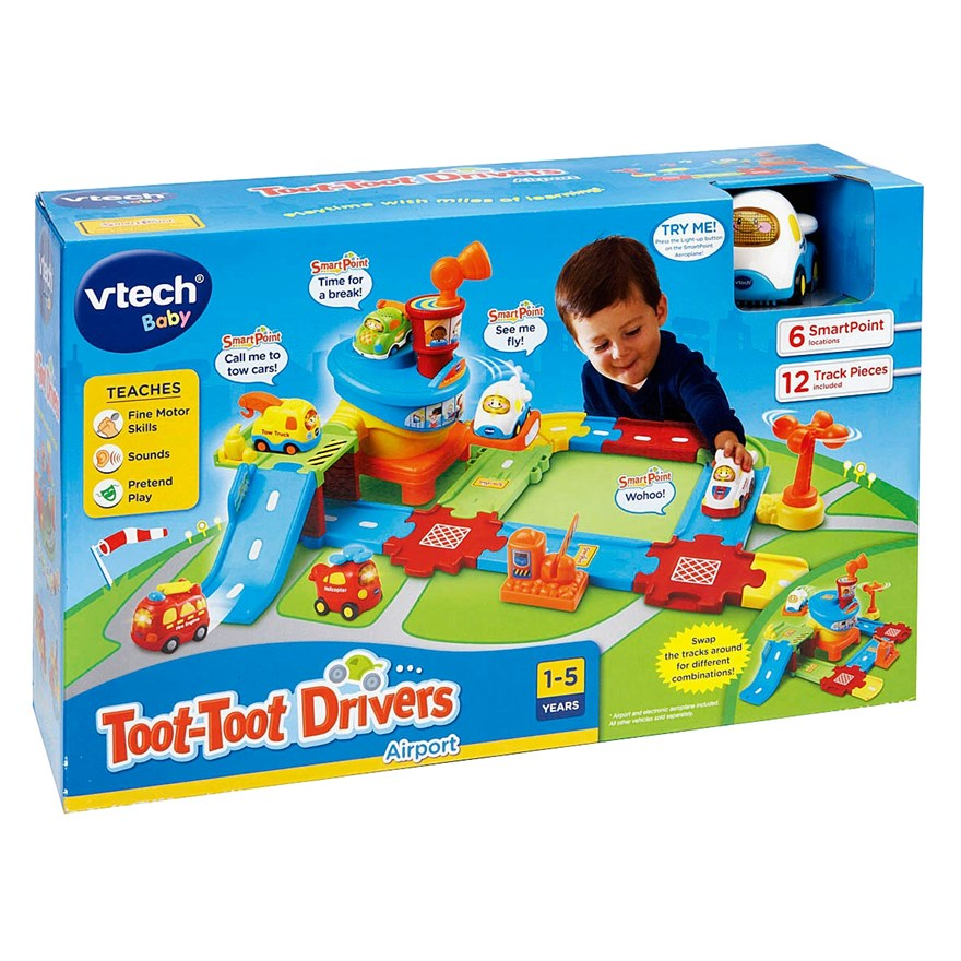 VTech Toot-Toot Drivers Airport image-5