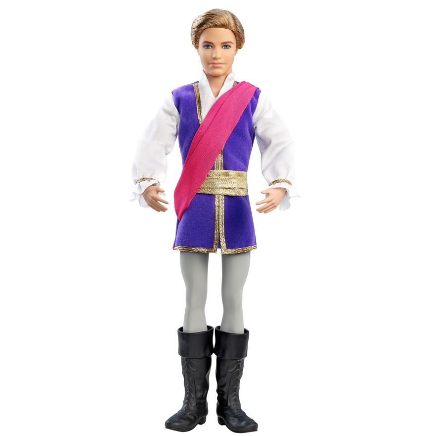 Barbie Prince Doll image-0