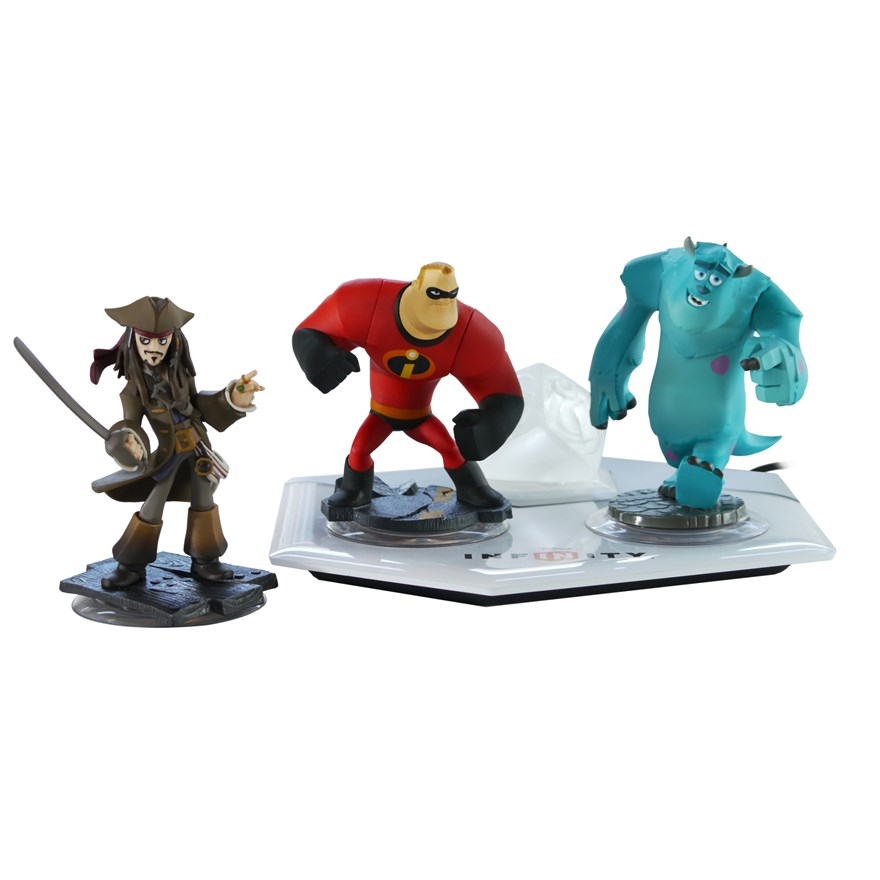Disney Infinity Starter Pack Wii image-1