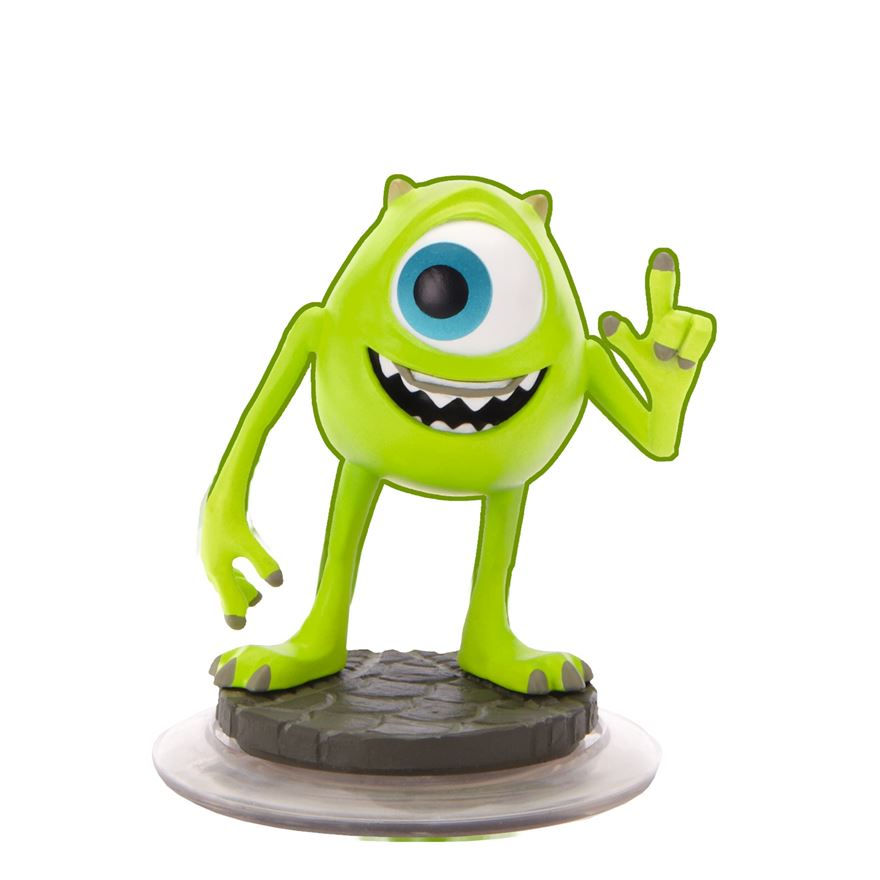 Disney Infinity Single Character: Mike image-0