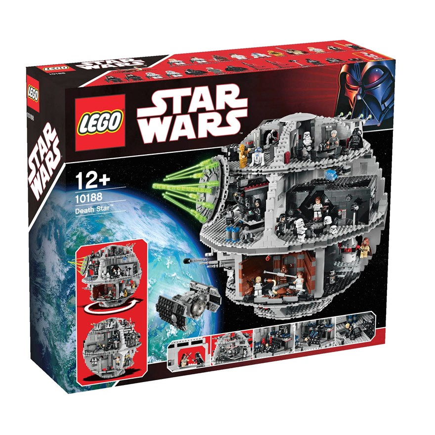 LEGO Star Wars Death Star 10188 image-0