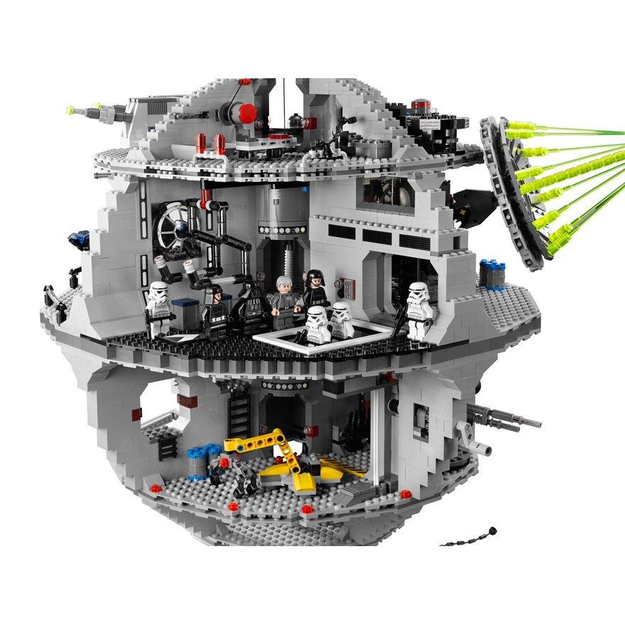 LEGO Star Wars Death Star 10188 image-2