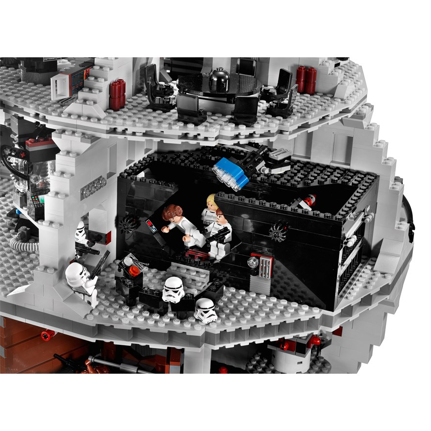 LEGO Star Wars Death Star 10188 image-3