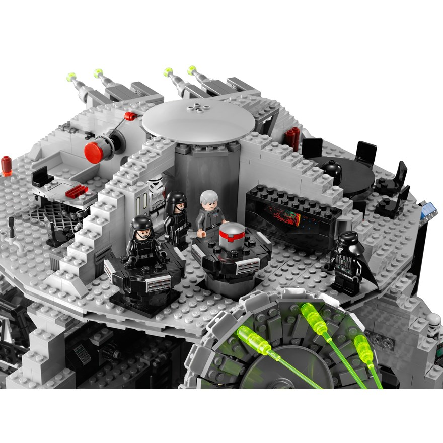 LEGO Star Wars Death Star 10188 image-4
