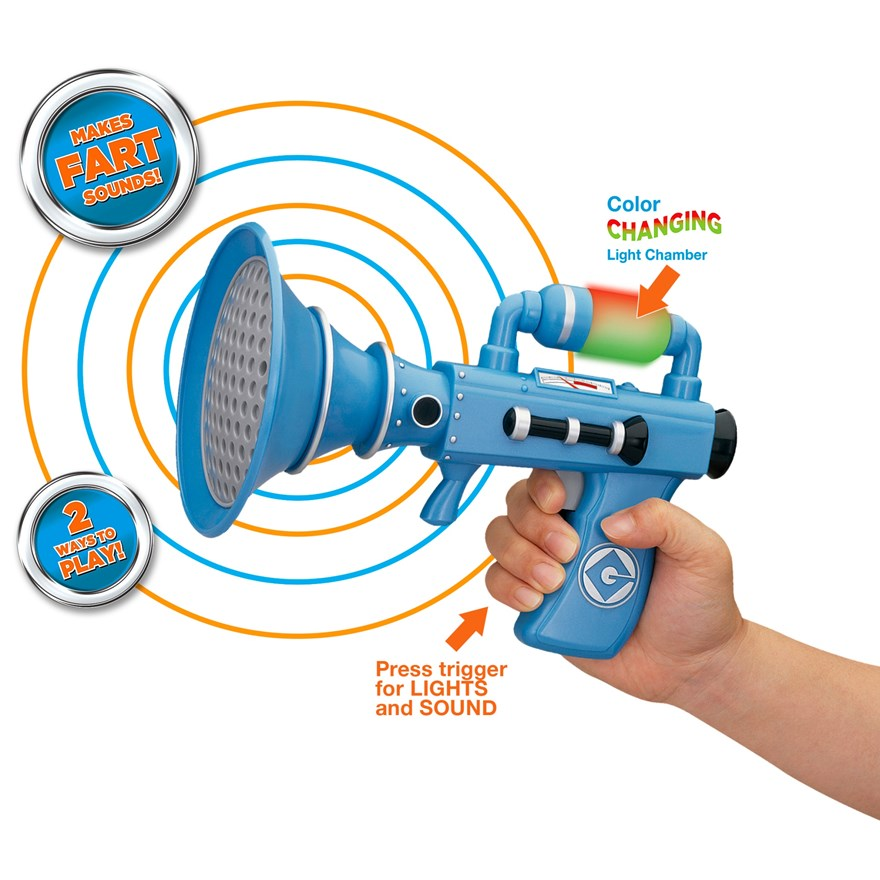 Despicable Me 2 Fart Blaster image-3