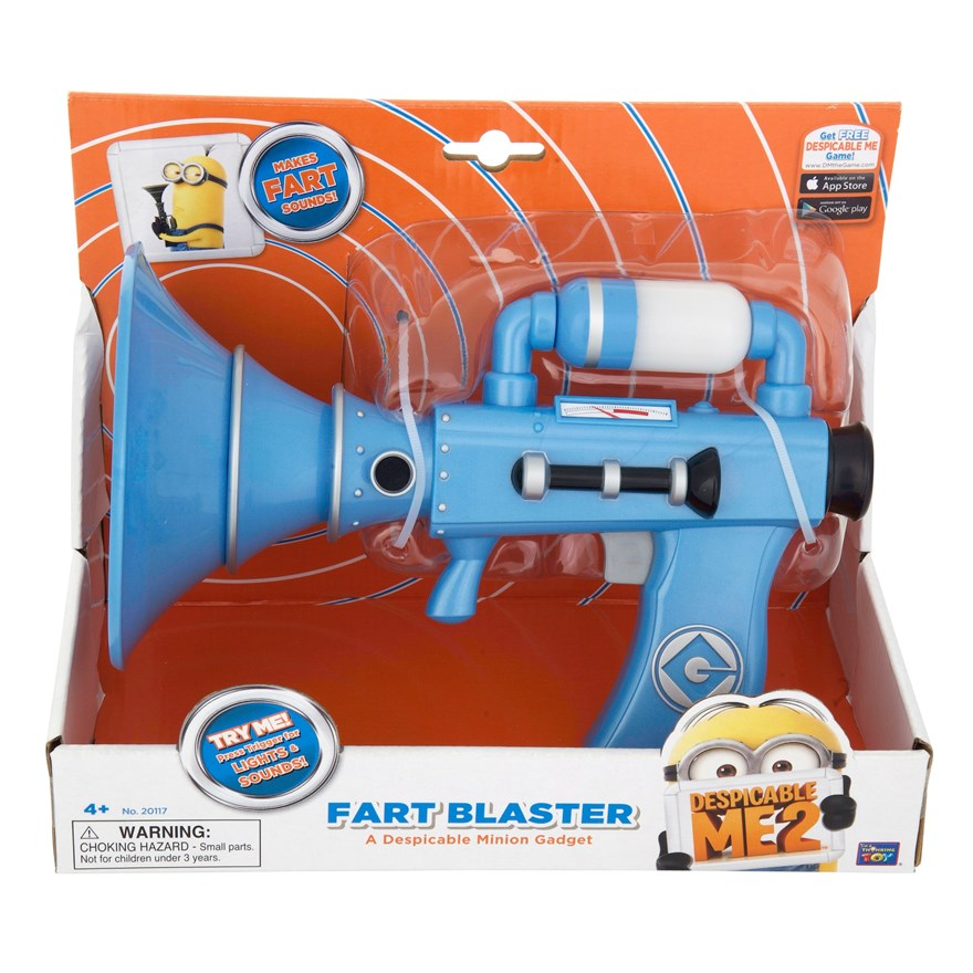Despicable Me 2 Fart Blaster image-4
