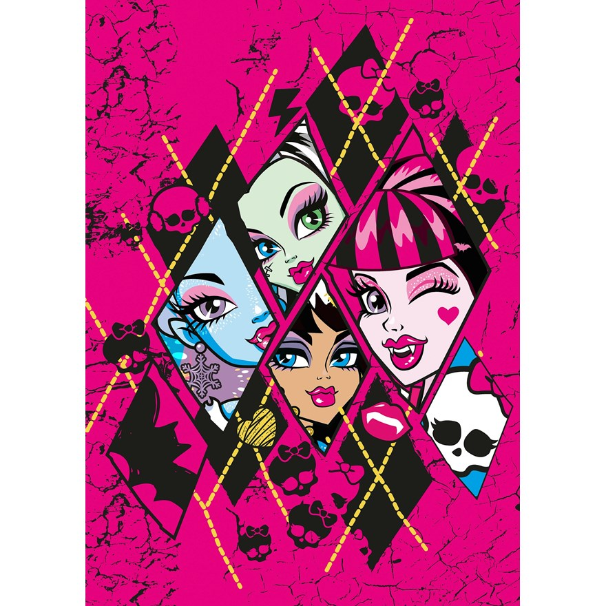 Monster High Rug