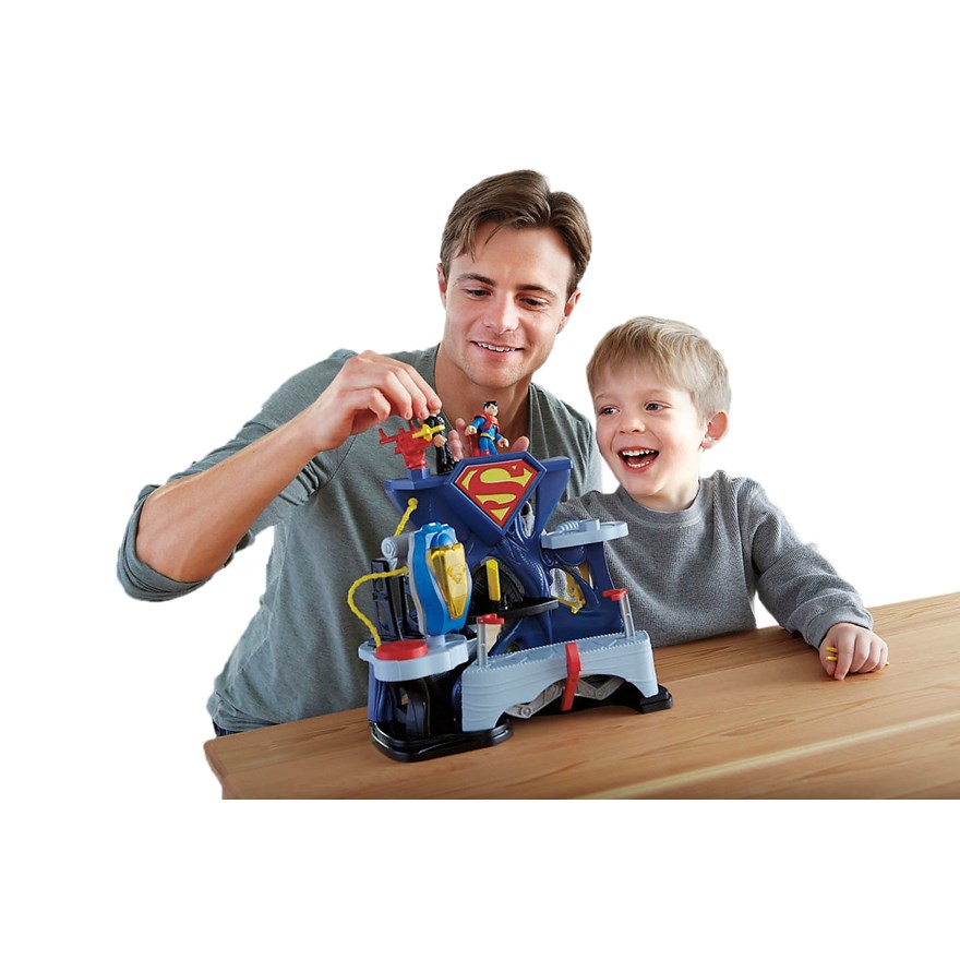 Fisher-Price Imaginext Superman Playset image-0