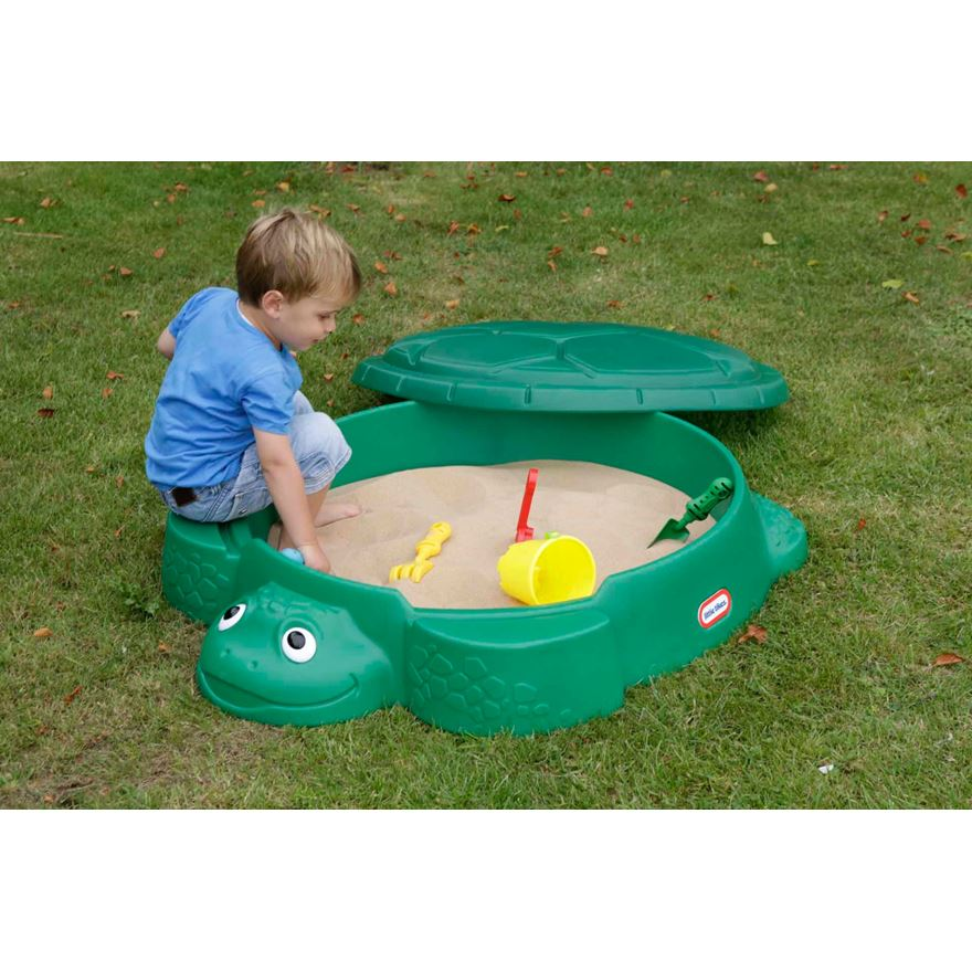 Little Tikes Turtle Sandbox image-1