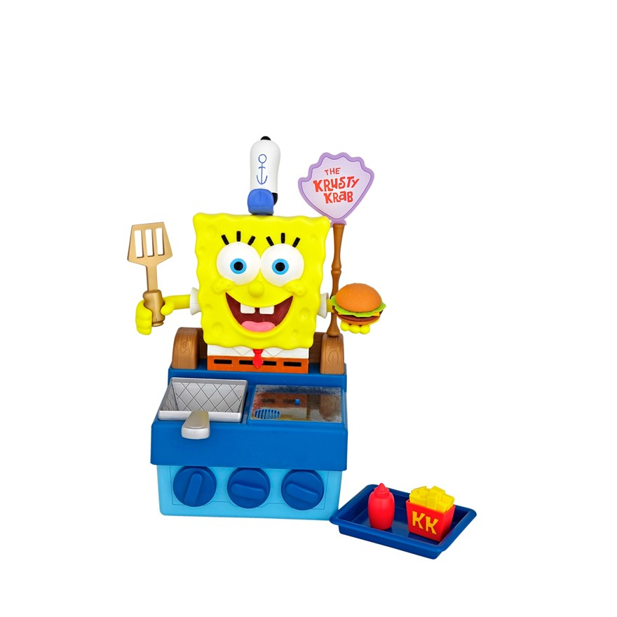 SpongeBob SquarePants Talking Krabby Patty Maker image-2