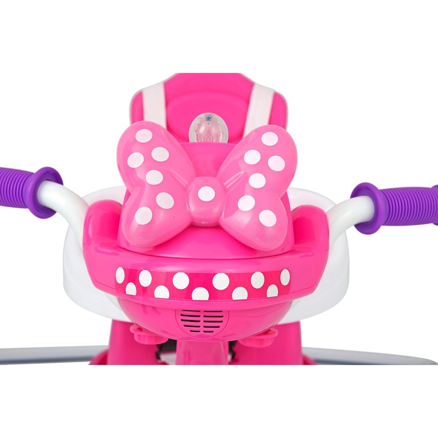 Minnie Mouse Push n Ride Trike image-7