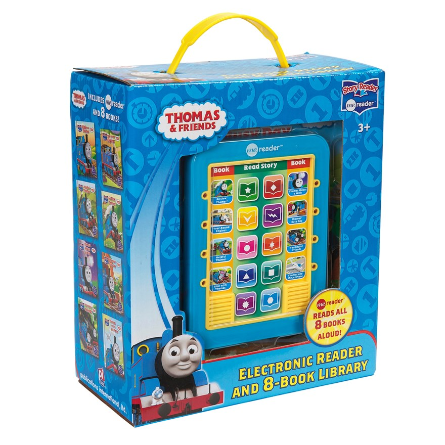 Thomas & Friends Me Reader