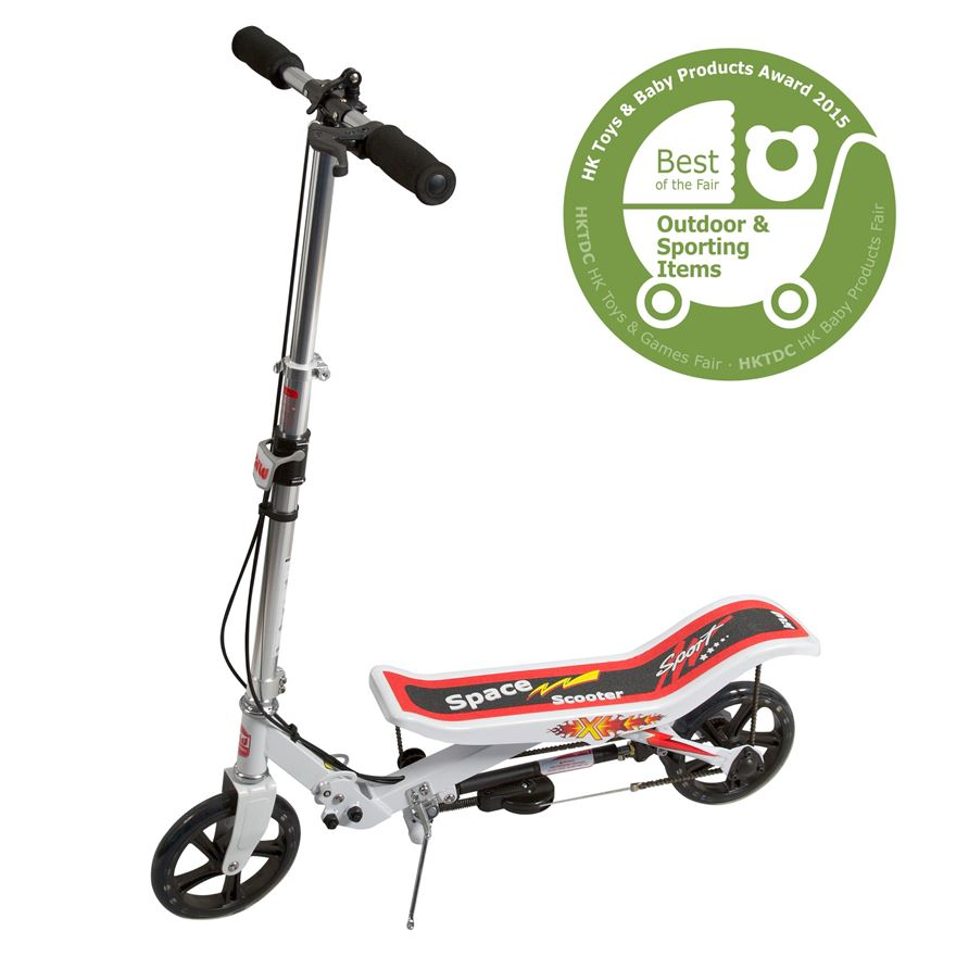 Space Scooter White image-0