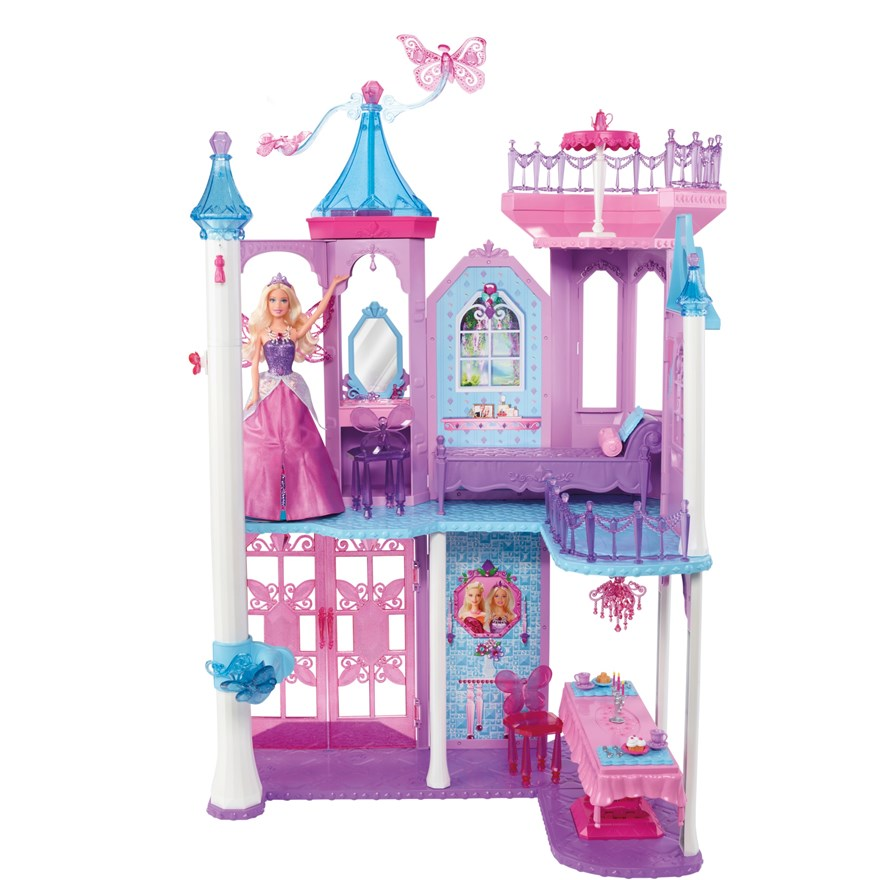 Barbie Mariposa Castle image-0
