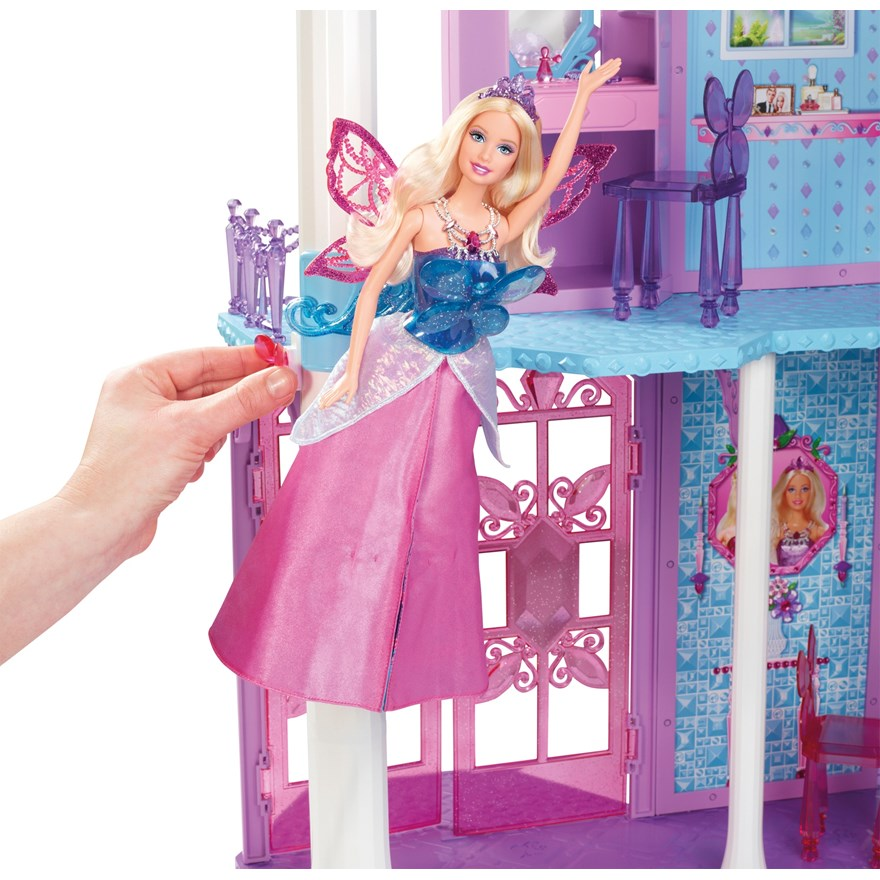 Barbie Mariposa Castle image-1