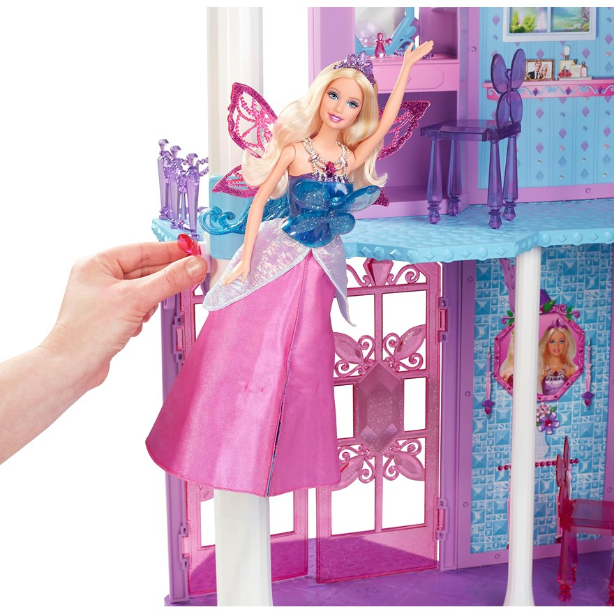 Barbie Mariposa Castle image-2