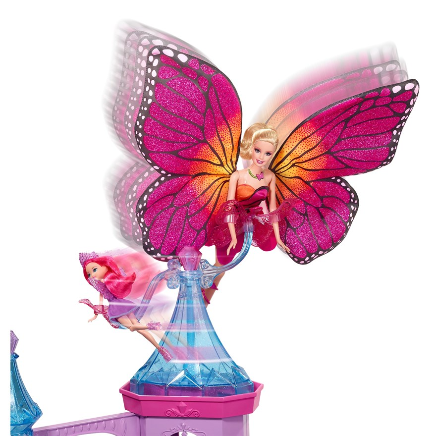 Barbie Mariposa Castle image-5