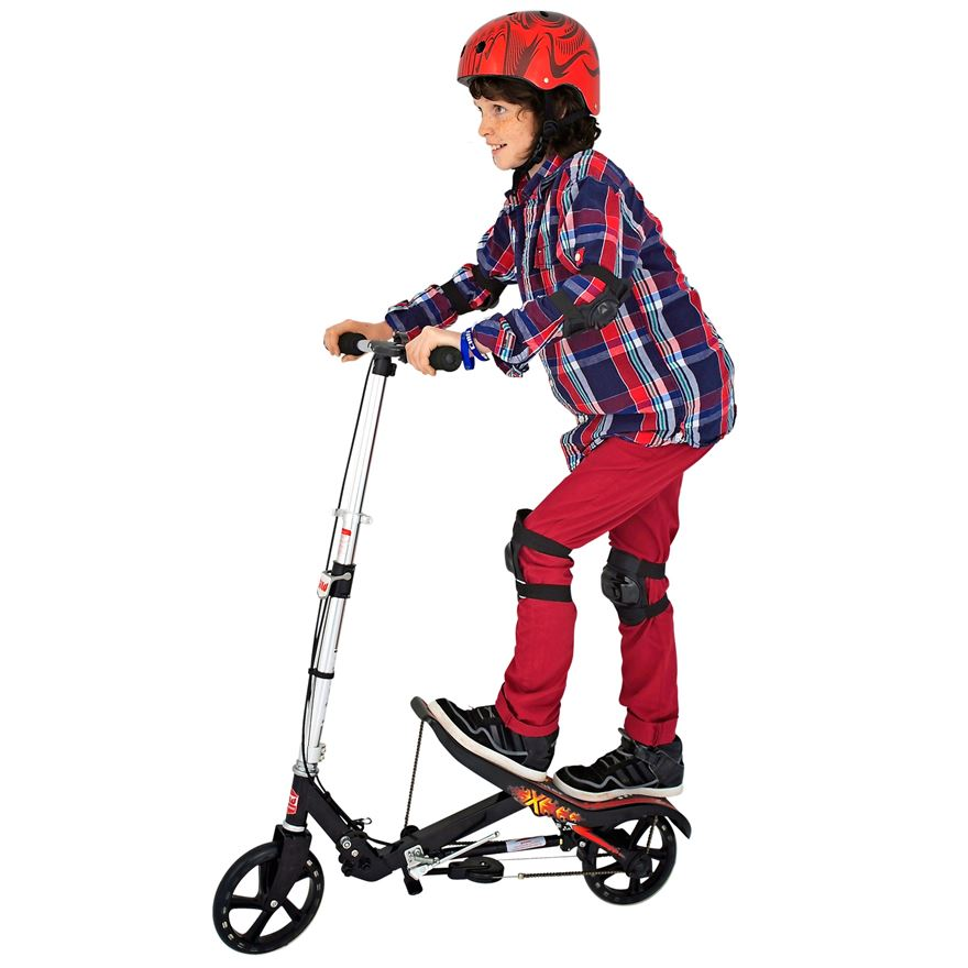 Space Scooter Black image-0