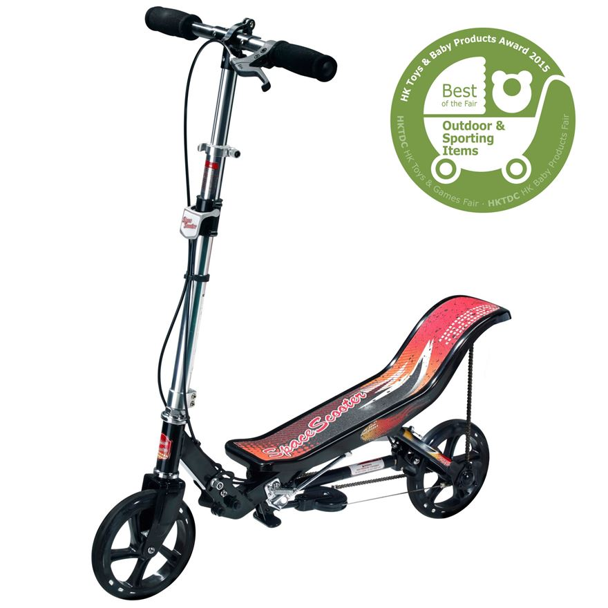 Space Scooter Black image-1