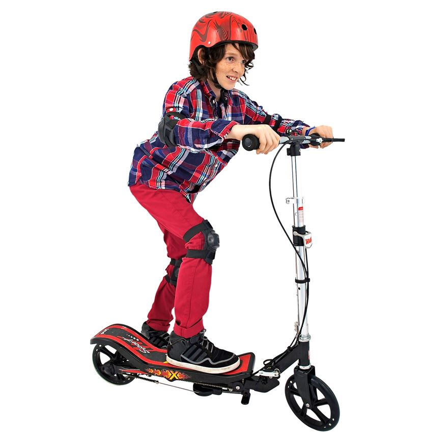 Space Scooter Black image-2